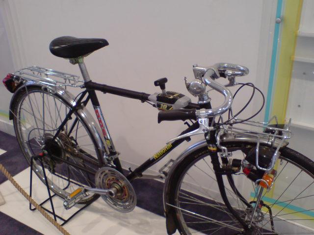 ... 自転車 | 自転車マンのポタ日記