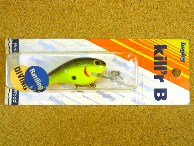 Diving Killer B2 Rattle DKB2R 09 NIP
