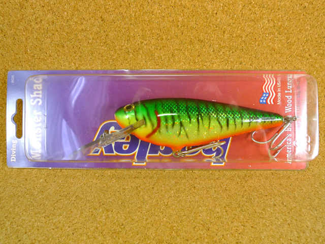 Monster Shad MSDP H69TH NIP