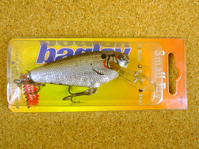 Small Fry-Shad 4SF2 BS NIP