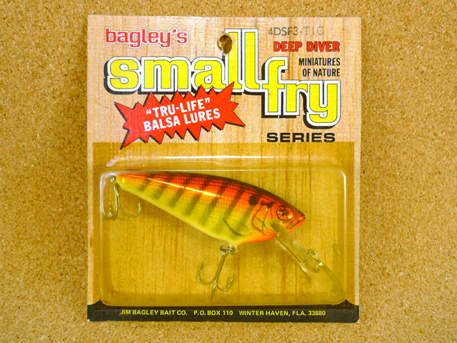 Small Fry-Shad 4SF3 T1G NIP