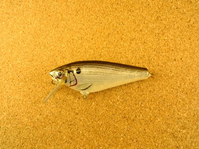 Small Fry Shad Old 4SF3 SH4
