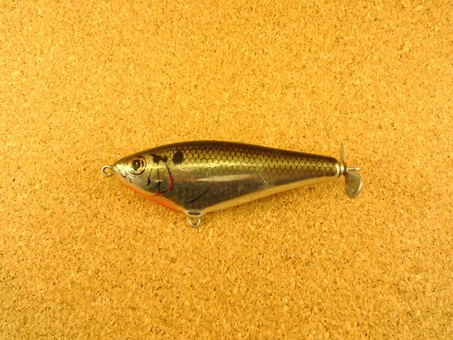 Spinner Shad SS3 FTS