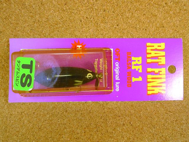 Twin Spin Rat Fink RF1TS B NIP